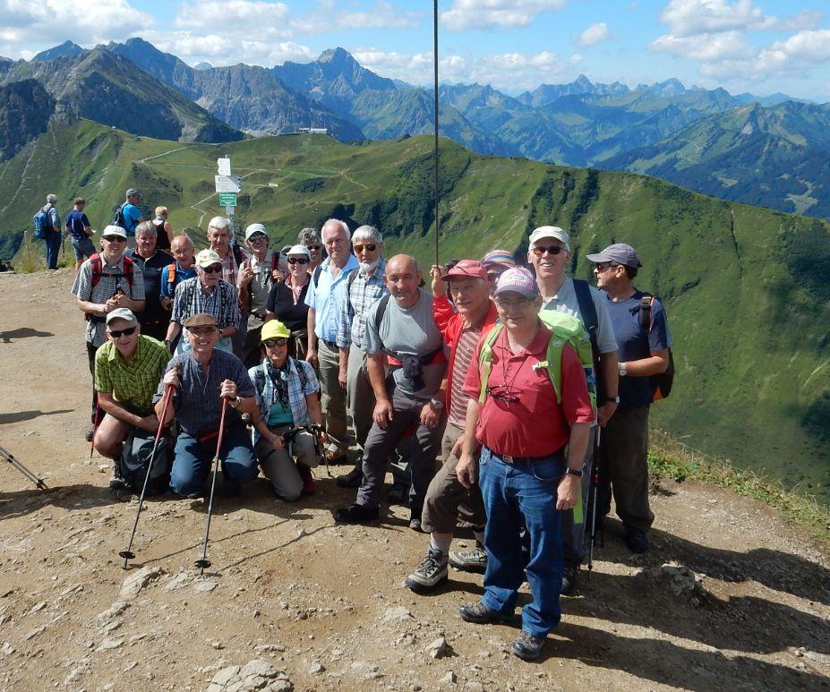 2015 08 22 Bilder Vereinsreise Oberstdorf